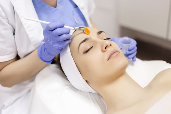 Chemical Peeling Brown Spots Cyprus Derma Clinic Yiannis Neophytou