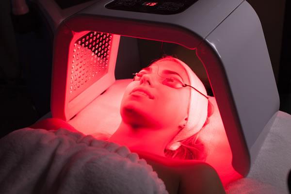LED Treatment Acne Cyprus Derma Clinic Yiannis Neophytou