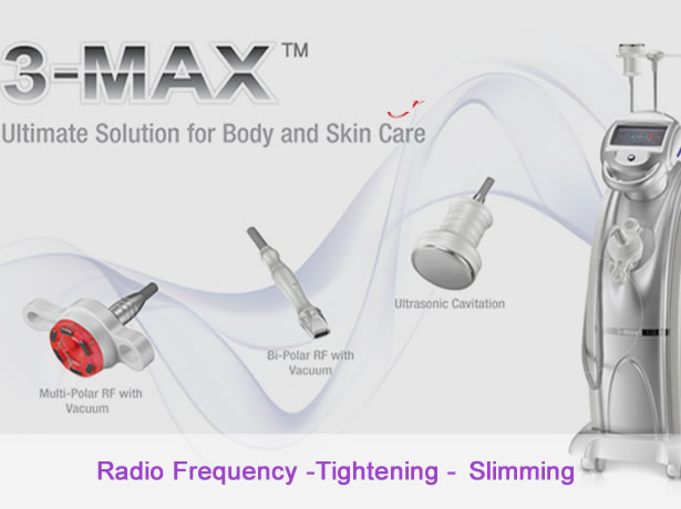 Radyofrequency - Tightening - Slimming