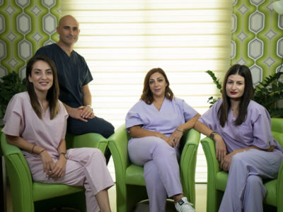 Personnel Cyprus Derma Clinic Dr Yiannis Neofytou