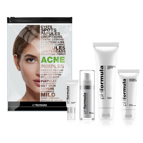 A.C. recovery KIT acne cyprus